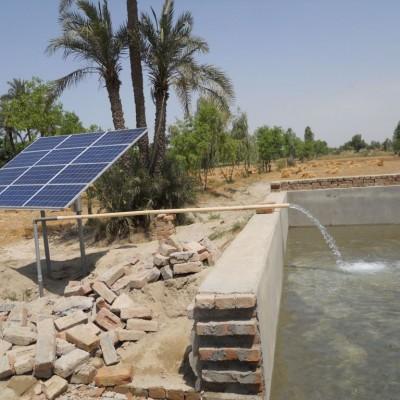 NE 4000 Solar Water Pump