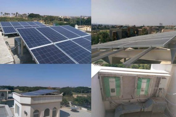 Projects 10 to 25: Residential Projects - Size: Between 5KWp to 16KWp